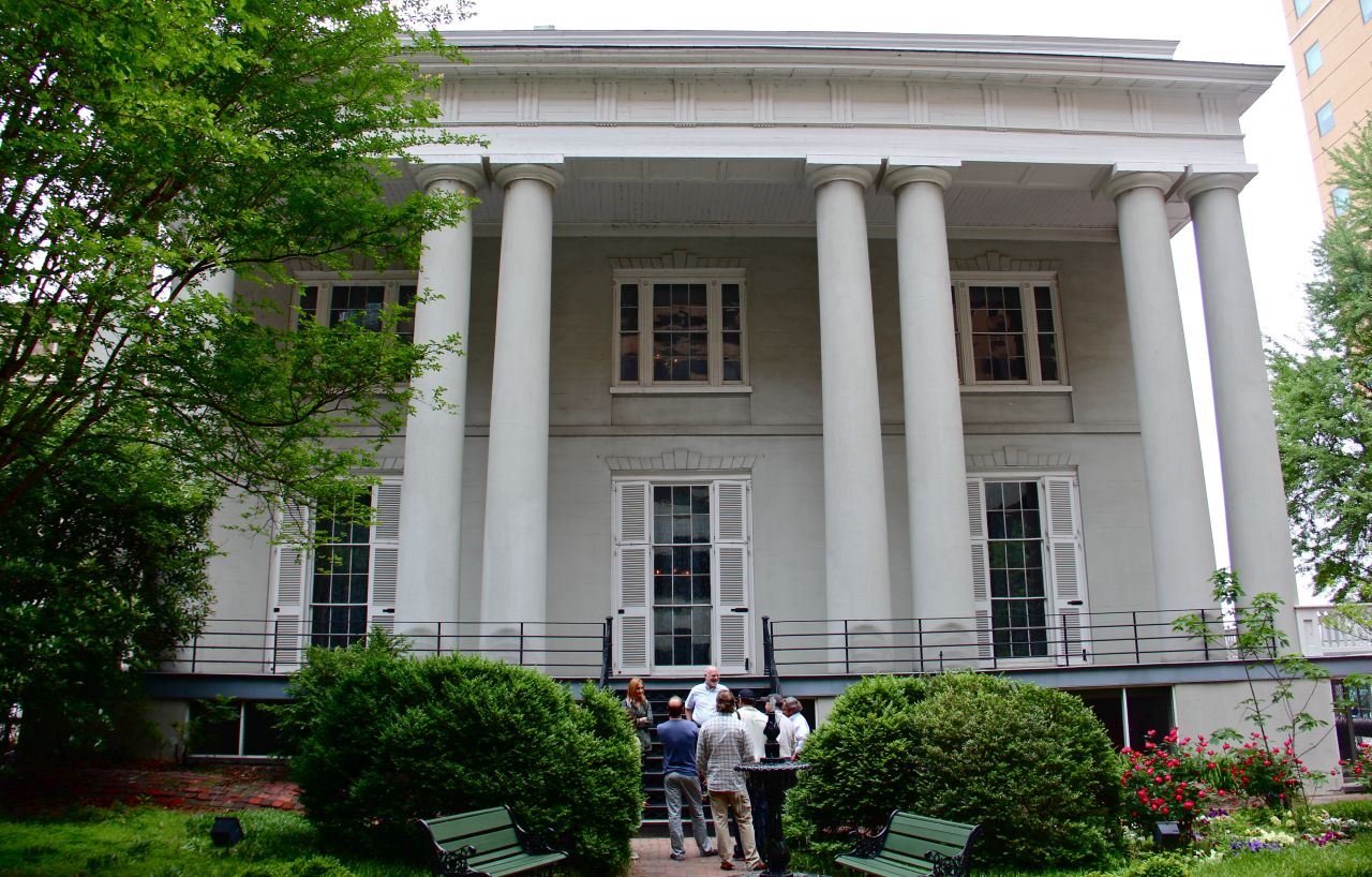 Confederate White House Tours