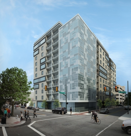 Mixed Use Mid Rise On Shafer And Grace Streets