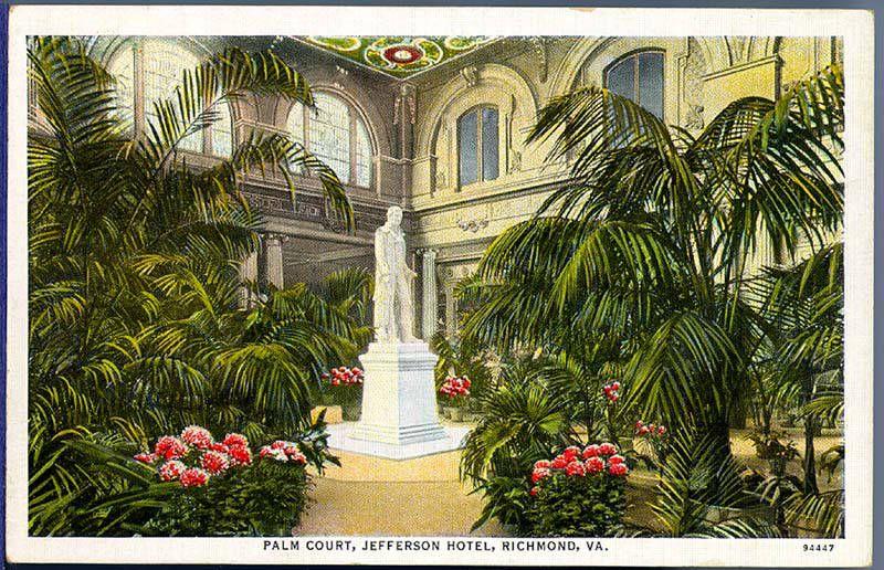 The Jefferson Hotel | Architecture Richmond